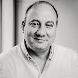 Luis Giraldo, Senior Consultant & CEO