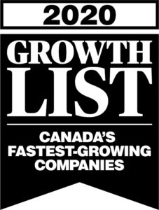 Canadian Business ranked Ook No. 209 on the 32nd-annual Growth List.